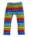 Biau-Biau Rainbow stripes leggings, 18-24 mths