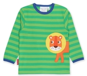Toby Tiger Walking lion t-shirt, 2-3 yrs