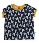 Biau-biau Seagulls t-shirt, 9-12 mths