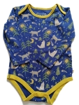 Frugi Moonlit night bodysuit, 18-24 mths