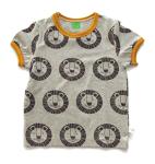 Biau-Biau Lion short sleeve tshirt, 2-3 yrs