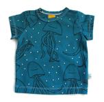 Biau-Biau Jellyfish t-shirt, 0-3 mths