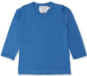 Toby Tiger Long sleeved t-shirt (blue), 1-2 yrs