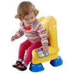 Kinderstoel Fisher Price laugh and learn