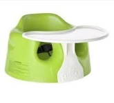 Bumboseat groen met tafeltje