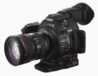 Cinema Camera Kit (Canon C100)
