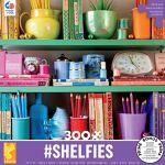 300 Piece Puzzle, Shelf