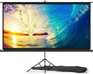 Large Projection Screen