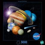300 Piece Puzzle, Solar System
