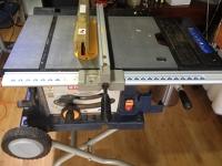 """10"""" Portable Table Saw"""