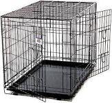 PET LODGE LARGE DOG CRATE 46'