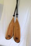 Bending Branches Navigator wood kayak paddle