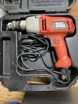 Black & Decker Corded Drill 120v 13mm