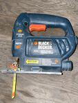 Black & Decker Variable Speed Jigsaw