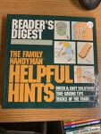 The Family Handyman- Helpful Hints