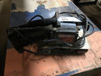 Craftsman hand belt sander