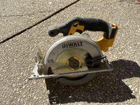 """Dewalt Cordless Circular Saw - 6 1/2"""""""