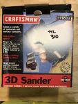 Craftsman 3D Sander
