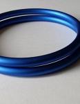 Blue sling rings