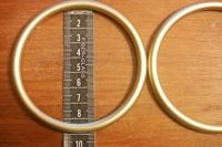 Sling Rings, L, gold
