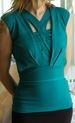 Vija, twin, green