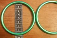 Sling Rings, green
