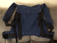 Action Baby Carrier - Toddler - Navy
