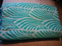 Yaro Dandy Aqua Green Natural Seacell