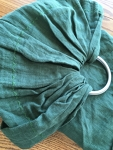 Zanytoes Linen Green Pine