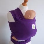SnuggiWraps Stretchy Wrap - Purple