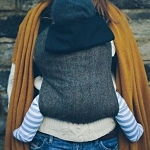 Connecta Baby Carrier - Tweed