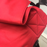 Connecta Baby Carrier - Red