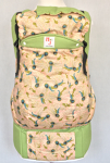 MJ Baby Carriers Peacock, Standard