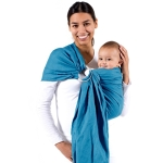 Beco Ocean Gathered Ring Sling