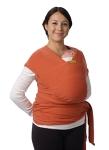 Boba Orange Stretchy Wrap