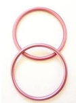 Sling Rings Small Light Pink