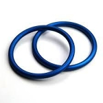 Sling Rings Small Blue