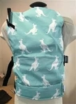 Action Baby Carrier Roo Blue Standard SSC
