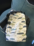Action Baby Carrier Woodward Toddler SSC