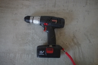 Cordless Drill & Flashlight Kit