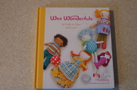 Wee Wonderfuls - 24 Dolls To Sew & Love