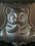 3D Bear Pan
