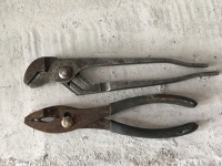 Channel lock plier, set