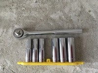 Socket set, metric
