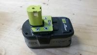 18V Lithium Battery