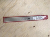 4x Double Point Knitting Needles 4mm