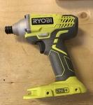 Ryobi One+ Impact driver