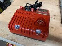 12v/18v max battery charger