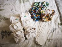 Night-Time Fitted Nappy Kit DERRY