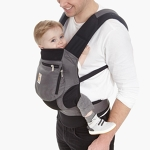 Ergobaby Performance Bundle of Joy Charcoal Black